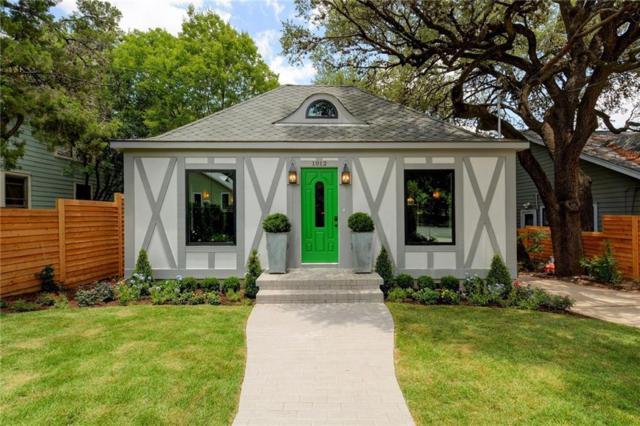 1012 Woodland Ave, Austin, TX 78704 (#6202049) :: Watters International