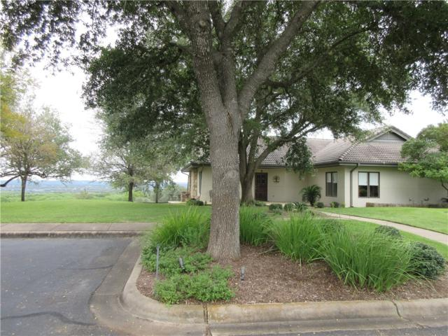 1707 Clubhouse Hill Dr #5, Spicewood, TX 78669 (#6205394) :: The Heyl Group at Keller Williams
