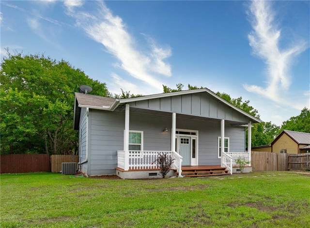 717 W 5th St, Taylor, TX 76574 (#6207379) :: 12 Points Group