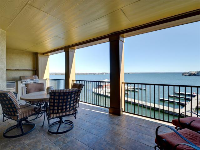 1001 The Cape #22, Horseshoe Bay, TX 78657 (#6208504) :: Ana Luxury Homes