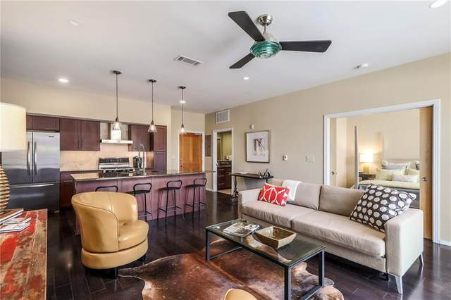 1600 Barton Springs Rd #5108, Austin, TX 78704 (#6216234) :: The Heyl Group at Keller Williams