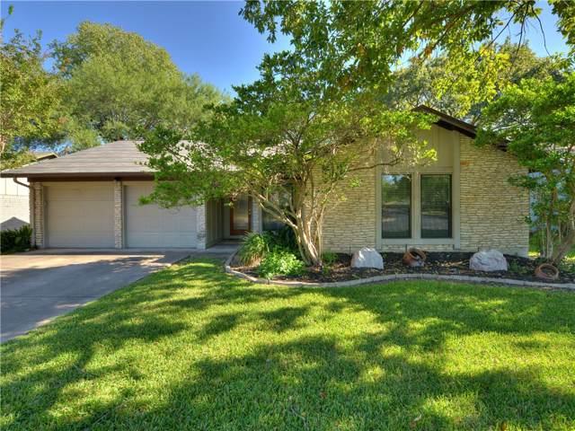 11615 Santa Cruz Dr, Austin, TX 78759 (#6220981) :: The Heyl Group at Keller Williams