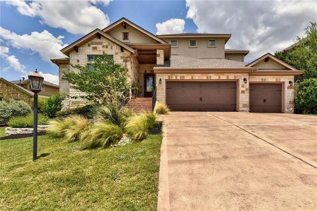 205 Coopers Crown Ln, Lakeway, TX 78738 (#6224011) :: First Texas Brokerage Company
