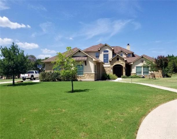 1907 Rio Seco, Leander, TX 78641 (#6227457) :: The Perry Henderson Group at Berkshire Hathaway Texas Realty