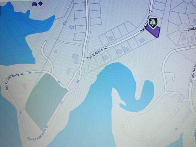 6719 Bar K Ranch, Lago Vista, TX 78645 (#6239757) :: The Perry Henderson Group at Berkshire Hathaway Texas Realty