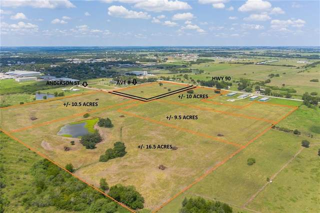TBD E Hwy 90, Schulenburg, TX 78956 (#6252013) :: The Perry Henderson Group at Berkshire Hathaway Texas Realty