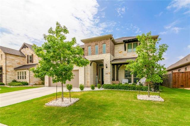 109 Mindy Way, Liberty Hill, TX 78642 (#6258910) :: All City Real Estate