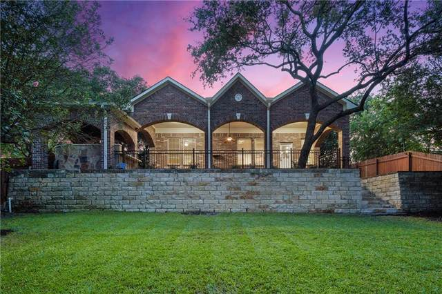 1415 Shawnee Cir, Austin, TX 78734 (#6259761) :: Papasan Real Estate Team @ Keller Williams Realty