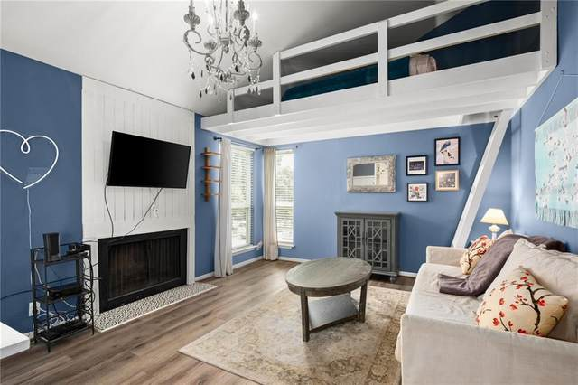 1000 W 26th St #204, Austin, TX 78705 (#6261471) :: RE/MAX IDEAL REALTY