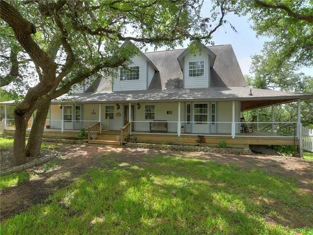 2500 Mount Sharp Rd, Wimberley, TX 78676 (#6262093) :: Papasan Real Estate Team @ Keller Williams Realty