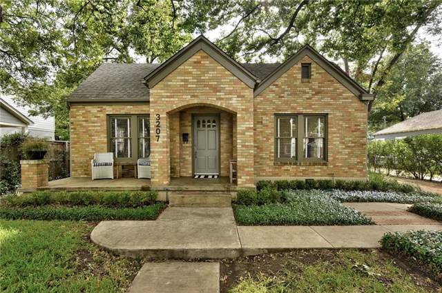 3207 Glenview Ave, Austin, TX 78703 (#6262156) :: The Perry Henderson Group at Berkshire Hathaway Texas Realty