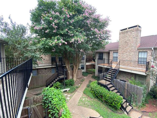 2906 West Ave #5, Austin, TX 78705 (#6265798) :: The Perry Henderson Group at Berkshire Hathaway Texas Realty