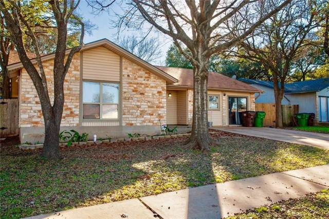 3609 Monument Dr, Round Rock, TX 78681 (#6282544) :: RE/MAX Capital City