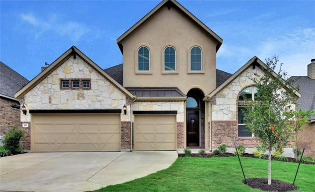 817 Bliss Ln, Leander, TX 78641 (#6295417) :: The ZinaSells Group