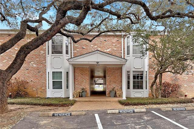 1240 Barton Hills Dr #103, Austin, TX 78704 (#6295421) :: The Perry Henderson Group at Berkshire Hathaway Texas Realty
