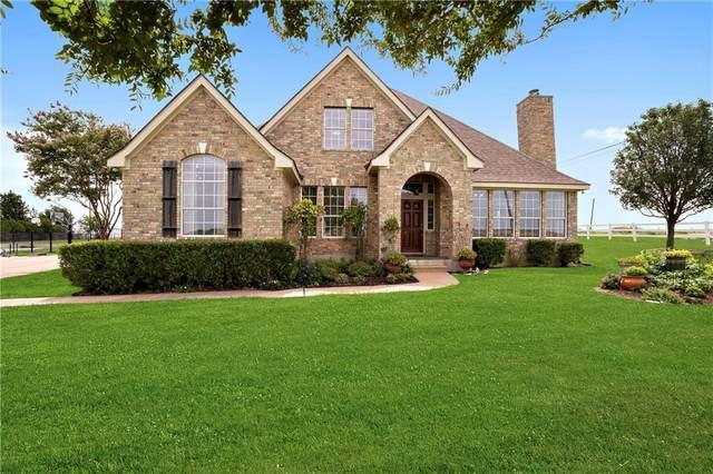 100 Apache Pass, Hutto, TX 78634 (#6303789) :: Papasan Real Estate Team @ Keller Williams Realty