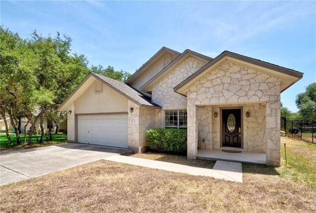 8 Pebblebrook Ln, Wimberley, TX 78676 (#6305772) :: The Perry Henderson Group at Berkshire Hathaway Texas Realty