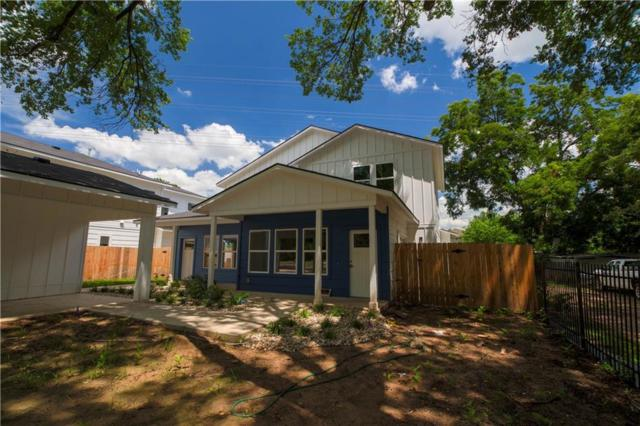 1117 Walton Ln A, Austin, TX 78721 (#6338858) :: Papasan Real Estate Team @ Keller Williams Realty
