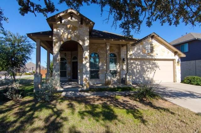 101 San Miniato St, Georgetown, TX 78628 (MLS #6356649) :: Bray Real Estate Group