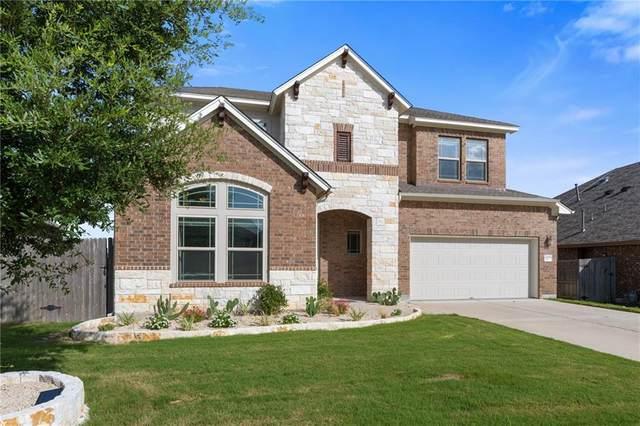 20705 Jackies Ranch Blvd, Pflugerville, TX 78660 (#6366407) :: Papasan Real Estate Team @ Keller Williams Realty