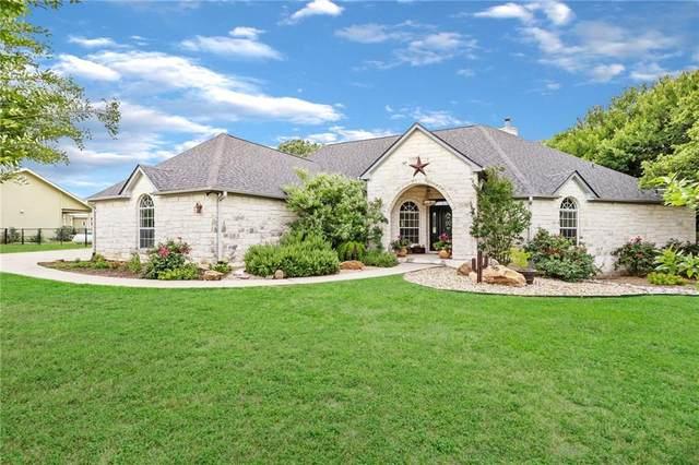 191 Arbor Hill Way, Cedar Creek, TX 78612 (MLS #6384506) :: Brautigan Realty