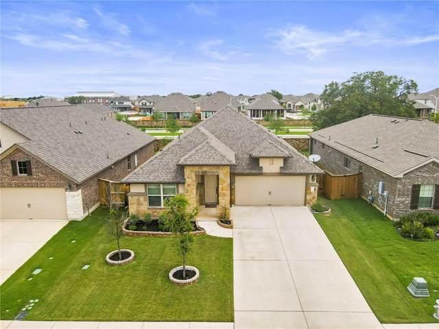 2201 Bonavista Way, Leander, TX 78641 (#6389117) :: Papasan Real Estate Team @ Keller Williams Realty