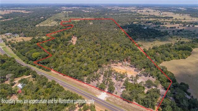4720 Fm 60 (+/- 38 Ac), Out of State, TX 77879 (#6394454) :: Ben Kinney Real Estate Team