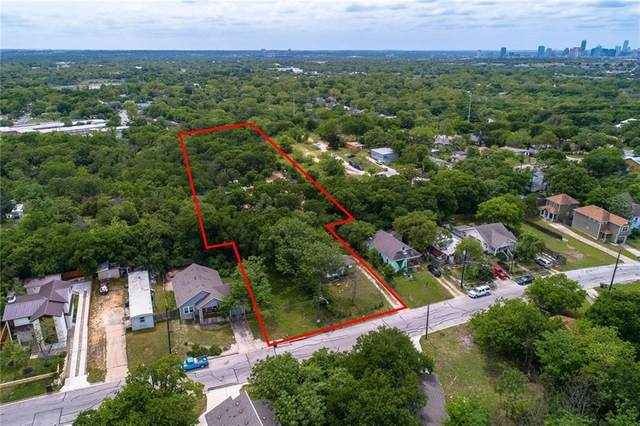 5205 Delores Ave, Austin, TX 78721 (#6396892) :: RE/MAX IDEAL REALTY