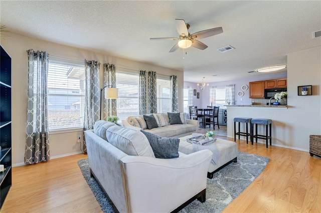 323 Wimberley St, Hutto, TX 78634 (#6401825) :: Papasan Real Estate Team @ Keller Williams Realty