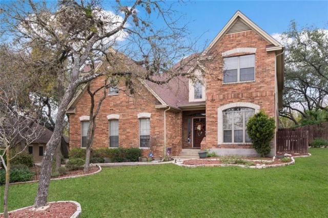 318 Quarry Springs Dr, San Marcos, TX 78666 (#6423600) :: Ana Luxury Homes