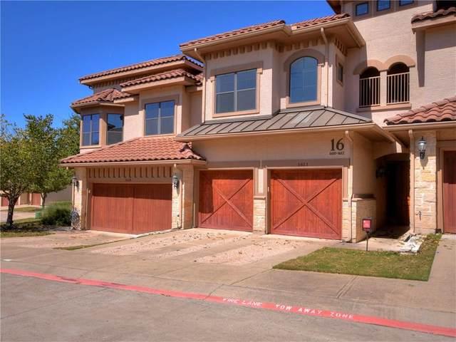 7800 Southwest Pkwy #1611, Austin, TX 78735 (MLS #6425086) :: Vista Real Estate