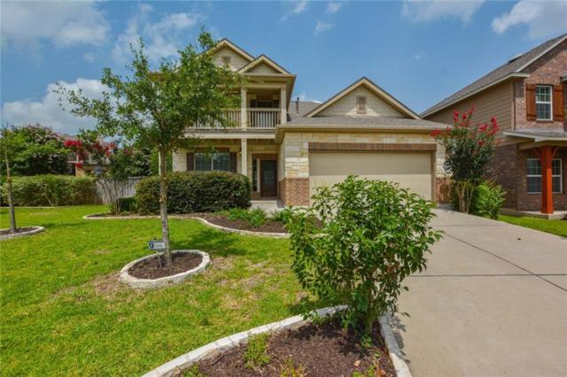1808 Hidden Springs Path, Round Rock, TX 78665 (#6425383) :: The Perry Henderson Group at Berkshire Hathaway Texas Realty