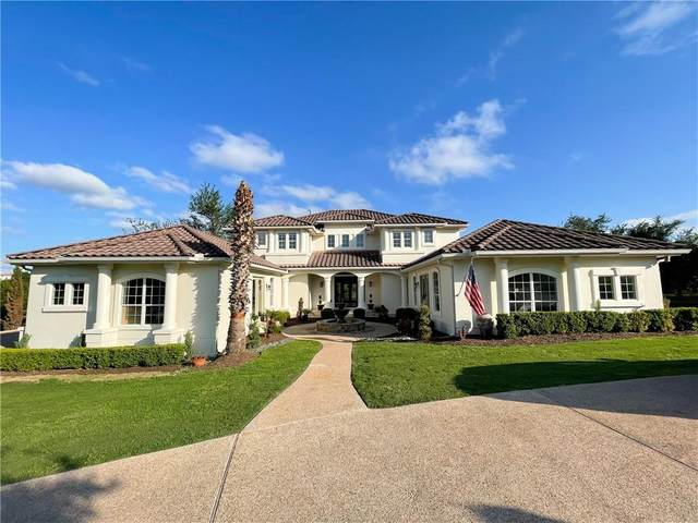 105 Far Vela Ln, Lakeway, TX 78734 (#6439484) :: Papasan Real Estate Team @ Keller Williams Realty