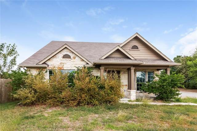 11510 Brenham St, Manor, TX 78653 (#6447500) :: The Perry Henderson Group at Berkshire Hathaway Texas Realty