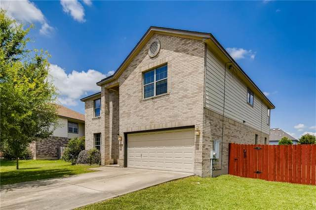 612 Dark Tree Ln, Round Rock, TX 78664 (#6457756) :: Papasan Real Estate Team @ Keller Williams Realty