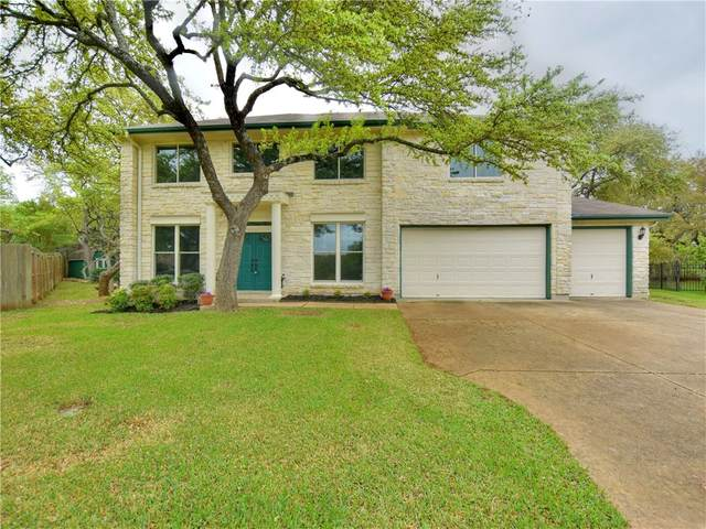 8001 Caribou Parke Cv, Austin, TX 78726 (#6459485) :: The Perry Henderson Group at Berkshire Hathaway Texas Realty