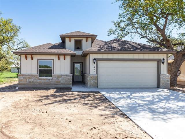 417 Dove Trl, Bertram, TX 78605 (#6463761) :: The Perry Henderson Group at Berkshire Hathaway Texas Realty