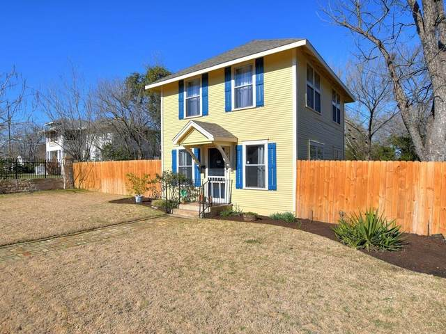 718 Huff St, Taylor, TX 76574 (#6467311) :: RE/MAX Capital City