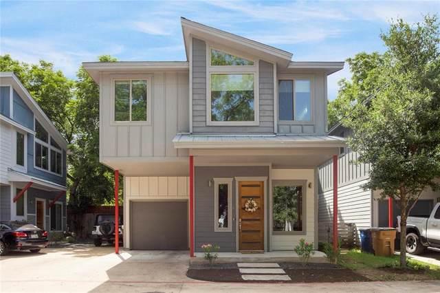 900 Banister Ln F, Austin, TX 78704 (#6469236) :: Lauren McCoy with David Brodsky Properties