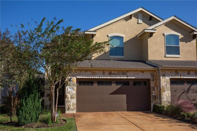 7309 Colina Vista Loop A, Austin, TX 78750 (#6496248) :: Ben Kinney Real Estate Team