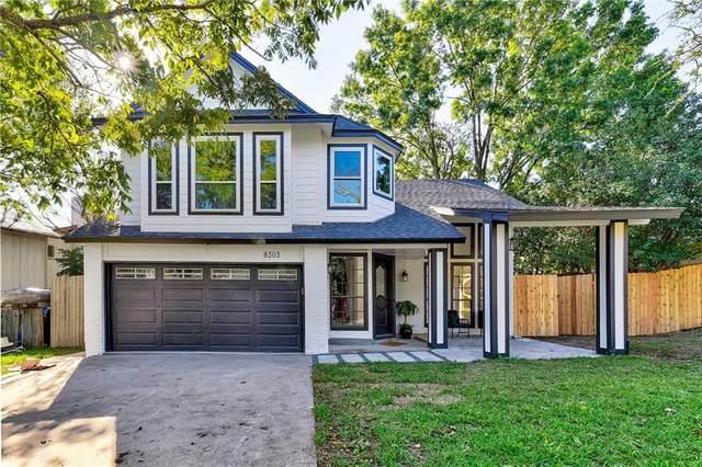 8303 Los Ranchos Dr, Austin, TX 78749 (#6531494) :: Papasan Real Estate Team @ Keller Williams Realty