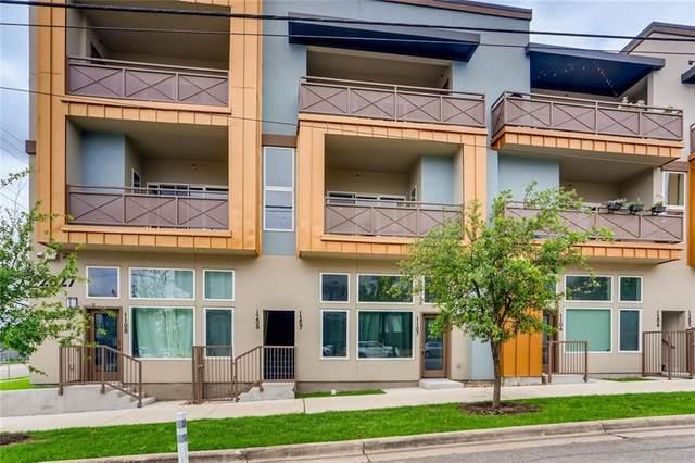 2827 Manor Rd #1207, Austin, TX 78722 (#6540947) :: Green City Realty