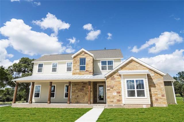 21 Highland Springs Lane, Georgetown, TX 78633 (#6548762) :: Ana Luxury Homes