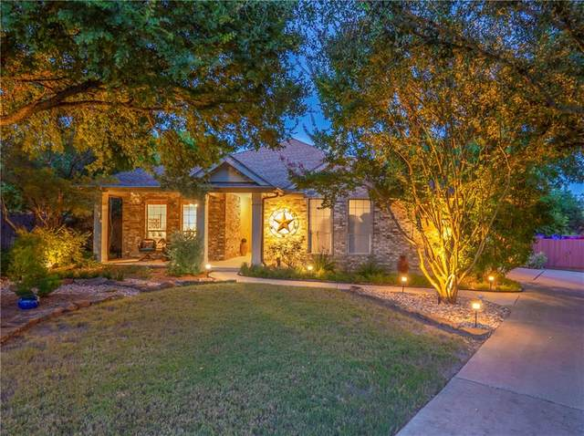 2812 Cascade Falls Dr, Austin, TX 78738 (#6558781) :: Service First Real Estate