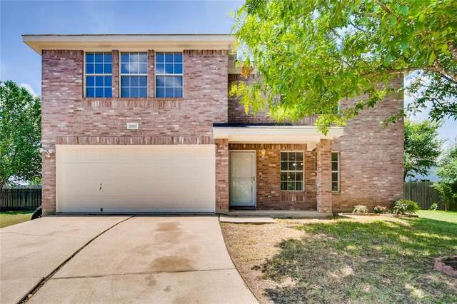 20802 Pacers Gait Ln, Pflugerville, TX 78660 (#6572544) :: Service First Real Estate