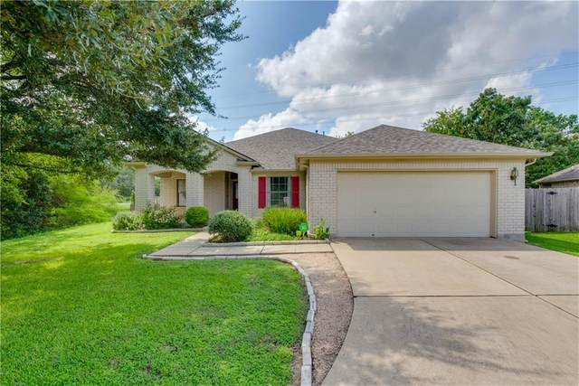4901 Flaming Oak Cv, Austin, TX 78749 (MLS #6585175) :: Brautigan Realty