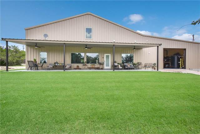 2260 S County Road 289, Georgetown, TX 78633 (#6585365) :: Papasan Real Estate Team @ Keller Williams Realty