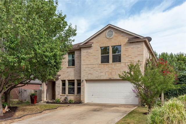 2302 Cottontail Dr, Leander, TX 78641 (#6596573) :: Lancashire Group at Keller Williams Realty