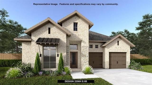1108 Round Mountain Pass, Georgetown, TX 78628 (MLS #6605639) :: Brautigan Realty