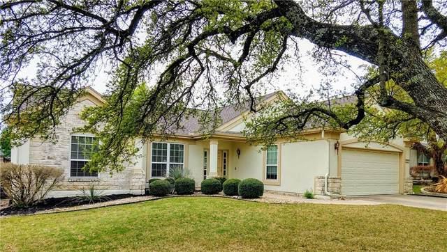 110 Guadalupe Trl, Georgetown, TX 78633 (MLS #6609497) :: Brautigan Realty